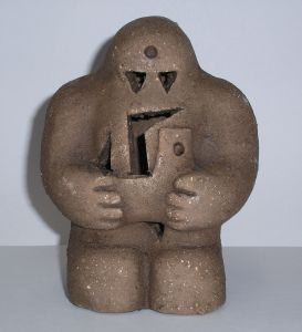A representation of a Golem