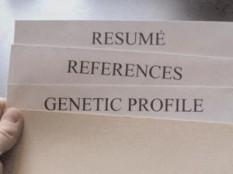 Genetic-discrimination
